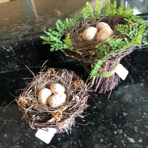 NWT Pier 1 Birds Nests